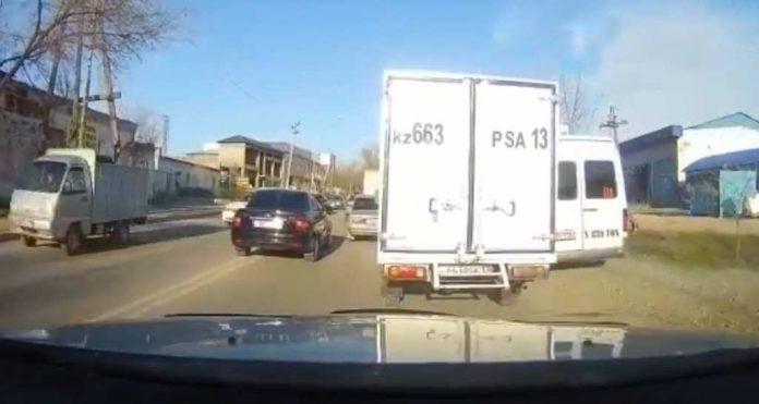 Водитель нарушил ПДД