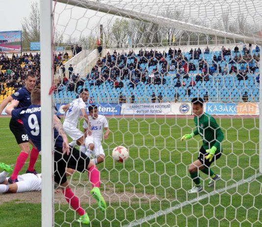 «Ордабасы» дома победил «Кайсар» 1:0