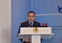 Данияр Мейрхан на отчете перед депутатами