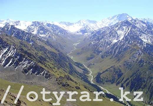 Горы Алатау