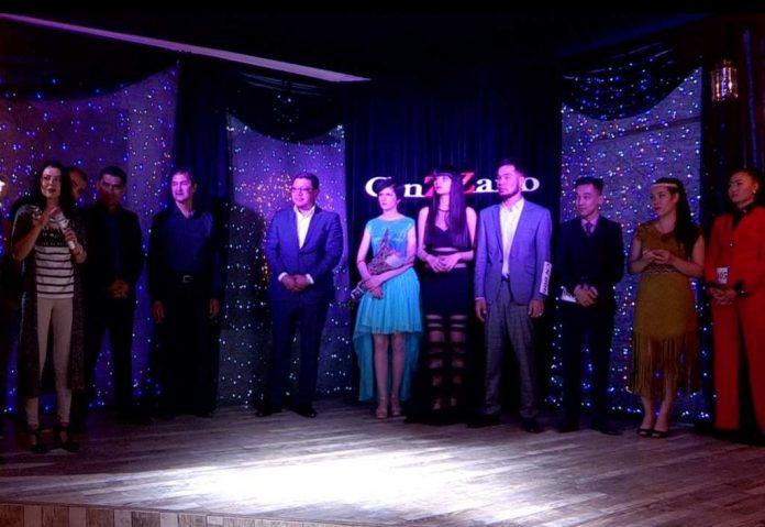 Участники музыкального проекта в Шымкенте