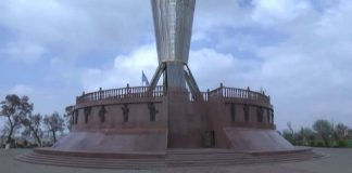 Ремонт в парке Независимости