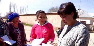 Жители массива Тогус не могут оформить документы на свои земли
