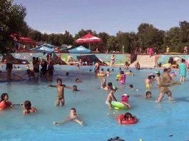 Лето в Шымкенте