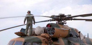 Авиабаза готовится к параду Победы