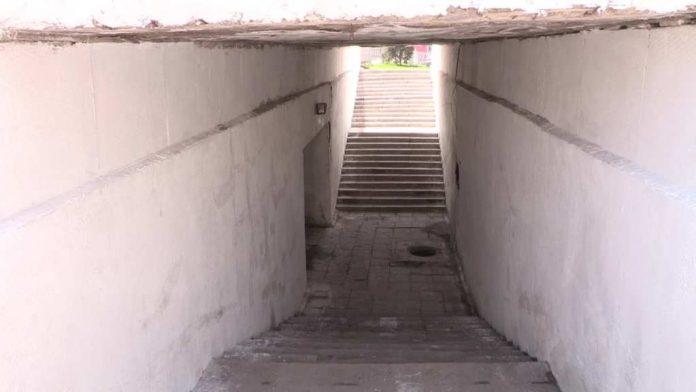 Подземка на Верхнем рынке