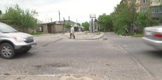В Шымкенте проседают дороги