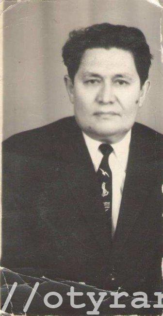 Фарит Хасанович в 1971 году