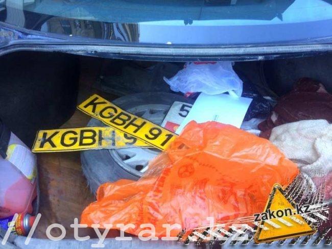 Автомобиль из Шымкента сбил пешехода в Алматы