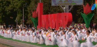 В Шымкенте отпраздновали день Единства народа Казахстана