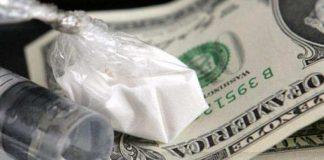 Наркотики и деньги