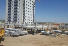 Строительство Шымкент-сити
