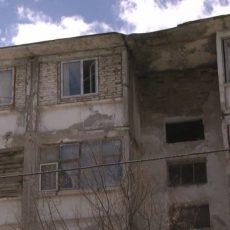 Многоэтажный дом в Шардаре