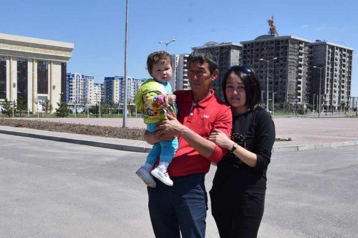 Еще 37 семей переезжают с юга на север страны по программе занятости