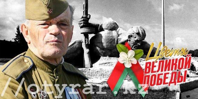 Ленточка Победы в Беларуси