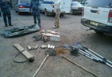 В ЮКО задержан браконьер