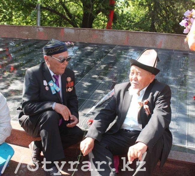 Мемориал славы, Шымкент