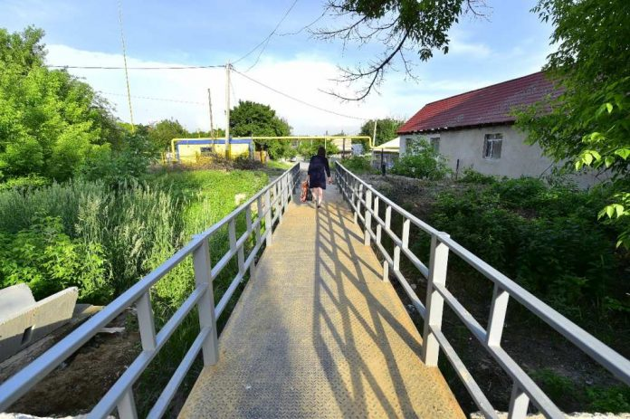 Новый мост по ул. Жандосова