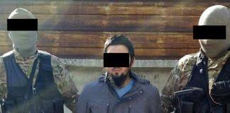 Задержанные члены группировки ДАИШ