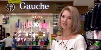 В Торговой сети IZUMI открылся модный мужской бутик Gauche