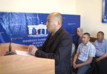В Шымкенте судят пограничников за подделку миграционных карточек