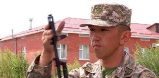 Курс молодого бойца. Служба в армии