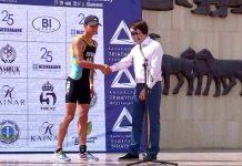 Молодой триатлет юга завоевал золото на кубке Казахстана по триатлону