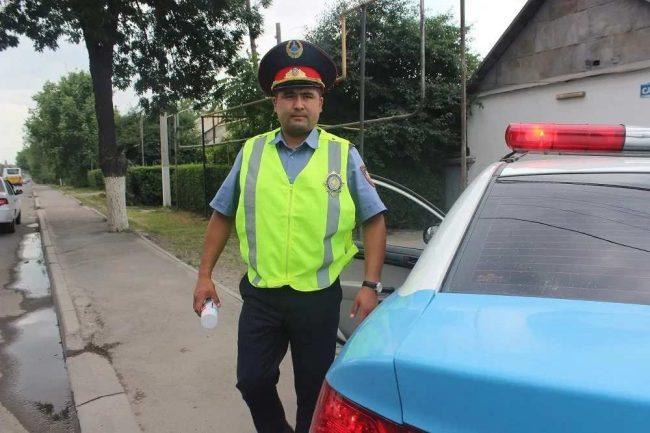 Один день из жизни шымкентских полицейских