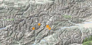 Землетрясения в Центральной Азии