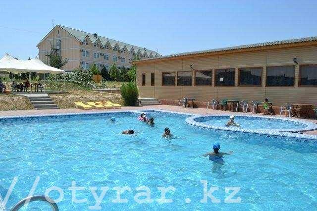Сарыагаш попал в тройку лучших курортов стран СНГ