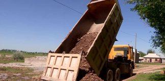 Дороги в Каратауском районе починят предприниматели