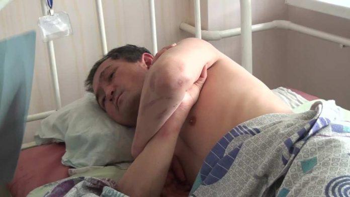 Неизвестный человек в больнице