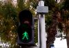 """В Шымкенте устанавливают """"говорящие светофоры"""""""