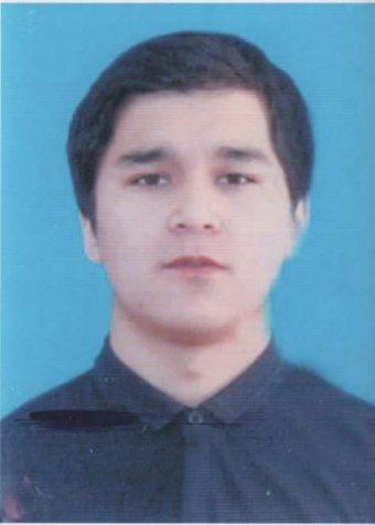 В Шымкенте разыскивают 19-летнего молодого человека