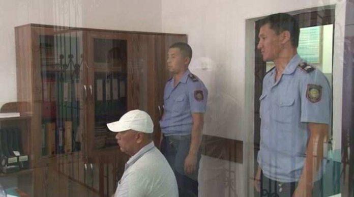 В Сайраме задержали мошенника