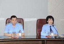 Прокуроры в Сарыагашском районе