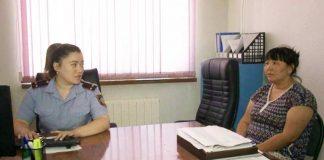 В ЮКО задержали аферистку за обман в трудоустройстве шымкентцев