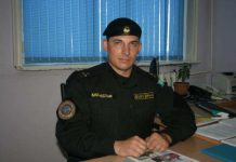 Полицейский из Туркестана