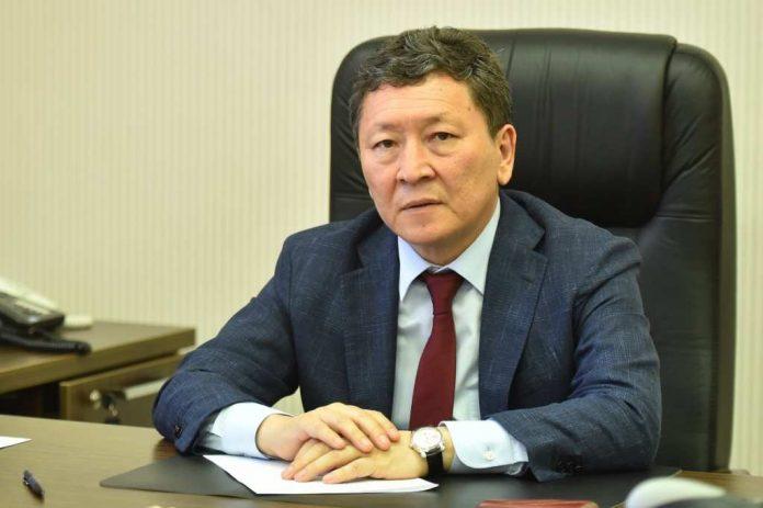 Ергали Даулетбекович Билисбеков