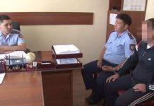 Полицейские ЮКО задержали подозреваемого в кражах скота и аккумуляторов