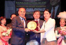 Южноказахстанские мастера искусства впечатлили турецких зрителей