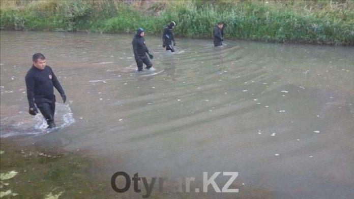 Спасатели ищут мальчика в реке Сайрам-су