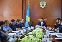 Заседание межведомственной комиссии ЮКО