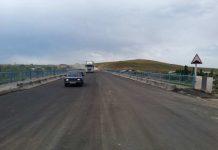 В Шымкенте после ремонта открыт мост через реку Бадам