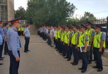 444 случая нарушения дорожной безопасности выявили за сутки в Шымкенте