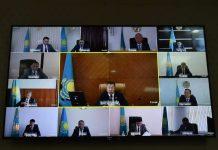Жансеит Туймебаев считает недостаточным количество водохранилищ в ЮКО
