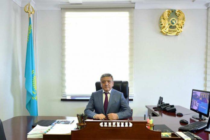 Куттыбек Рахматуллаевич Жамашев