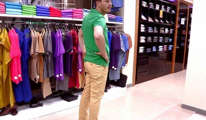 Шуддин Саидов провел шопинг в