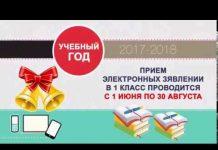 В Шымкенте детей примут в первый класс только по Интернету