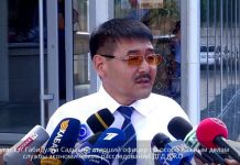 Подробности задержания главаря шымкентской ОПГ рассказали следователи